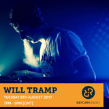 Will Tramp 8th August 2017