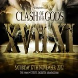 Simon Patterson b2b John Askew - Live at Godskitchen - Clash Of The Gods XVII XI (UK) - 17.11.2012