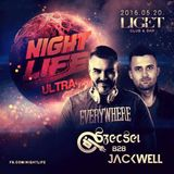 2016.05.20. Szecsei b2b Jackwell Live at NIGHTLIFE ULTRA at LIGET - Friday