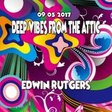 Deep Vibes from the Attic Edwin Rutgers 09-05-2017