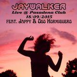 Live @ Pasadena Club - 18/09/2015 Early Set