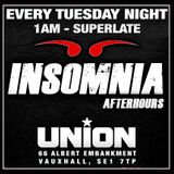 Bruno Nouer - Insomnia launch party