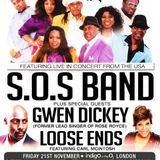 NSR Meets Mary Davis of The SOS Band!