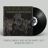 Purple Music ADE After Party 2017
