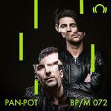 BP/M72 Pan-Pot