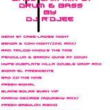bass jam mix#1 by r'djee
