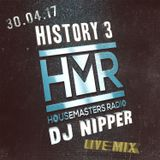 HMR HiSTORY Of HOUSE 3 LiVE MiX PART 1