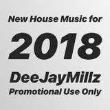 NEW HOUSE MUSIC FOR 2018