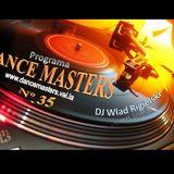 DANCE MASTERS 35 - Set 03 (DJ Wlad Rigielski) 2014