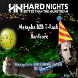 08.10.2016 - DJ Metaphas Birthday Bash SETS - 04 Metapha B2B T-Rack - Hardcore