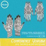 AIM (Sadisco & DistantStarr) #70 - Conference Yoruba