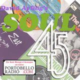 Portobello Radio David Ayling's Soul 45 Show EP4