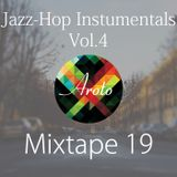 Jazz-Hop Instrumentals Vol.4 - Mixtape 19