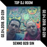 Senno B2B Sin @ Top DJ Room - EP#39