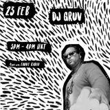 02.23.18 Fauve Radio - DJ Gruv