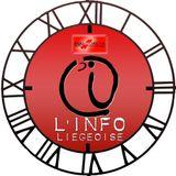 L'Info Liégeoise - du 7 au 9 août 17 - festival de Spa, Huy et Aqualaine