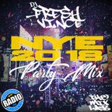 NYE 2018 Party Mix