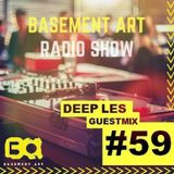 Basement Art 59 | Guest Mix by Deep Les