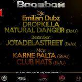 N.N. BASSLINE/BOOMBOX 24/10 LIVE