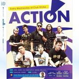 ACTION Monthly Mix Vol.2 (Mixed By DJ Juzzy × DJ JUNK )