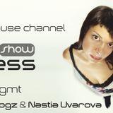 DaSmokin'Frogz & Nastia Uvarova - Family Business show on Pure.fm #017