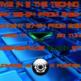 DJ Arvie In 2 The Techno Zone Episode from 02-04 and 07-04-2017