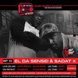 Ep 10 The Chip Shop Show on Rapstation365 ft. XL