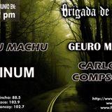Brigada con Pasu Machu, Irinum, Geuro Mars y Carlos Compson
