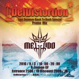 Meggido - DefDistortion Last-Summer 2016 - Promo Mix