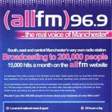Vazteria X - Exclusive Guest Mix For Allfm on 96.9 FM Radio