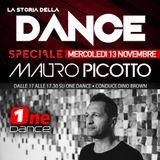 LA STORIA DELLA DANCE - SPECIALE MAURO PICOTTO