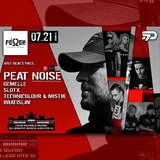 Peat Noise @ Just Beat's, Fészek Club, Budapest (Hungary) (21.JULY.2018)