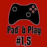 Pad' & Play #1,5 – Le kart des pirates