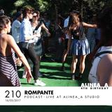 Alinea A #210 Rompante (Special 4th Birthday)