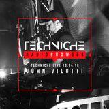 TRS088 Techniche Live: John Vilotti at Blackout III