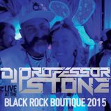 White Out Live @ Burning Man 2015 BRB w Dj Professor Stone ( Surly Camp )