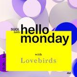 Lovebirds @ Suol says hello monday! Open Air (19.06.17, Ipse)