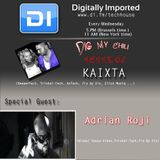 Kaixta - Dig My Chili 050 (23 January 2013) - with Adrian Roji