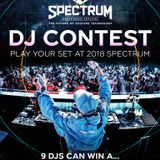 Pricker THE FUTURE OF CULTURE TECHNOLOGY 2018 SPECTRUM DMF DJ MIX