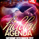 Hidden Agenda - 10th March 2012, Rabz nightclub, Slough