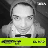 Djsets.ro series (exclusive mix) - episode 051 - Du Mad