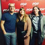 Nota a Carolina Malatini, Damián Chiapella y Javier Derderyan