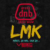 Arena dnb radio show - vibe fm - mixed by  LMK - May  20th 2014