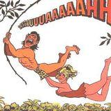 appesi come tarzan --- w il jungle