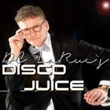 "DC LA RUE: THE""DISCO JUICE RADIO SHOW"" FROM NEW YORK"