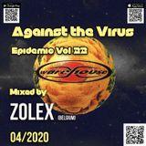WH76-Vol. 22 - ZOLEX - (Belgium) Against the Virus Epidemic