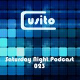 Cusito - Saturday Night Podcast 023 (09-06-2012)