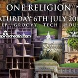 DALE CASTELL - ONE RELIGION™ Vol. 16