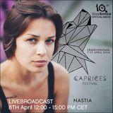 NASTIA (PART 1) - CAPRICES FESTIVAL 2016 @ SWITZERLAND - APRIL 2016