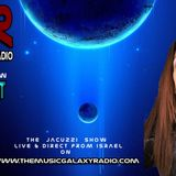 JACUZZI RADIO SHOW  first time in english, from 88.2fm LONDON at MGR radio UK